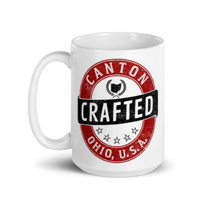 CRAFTED IN CANTON Mug