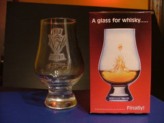 Wild Scotsman Tasting Glass