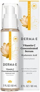 DermaE Natural Bodycare Vitamin C Concentrated Serum