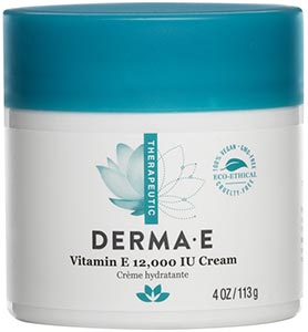 DermaE Natural Bodycare Vitamin E Severely Dry Skin Crème
