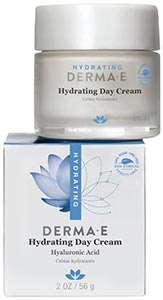 DermaE Natural Bodycare Hydrating Day Crème