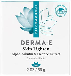 DermaE Natural Bodycare Skin Lighten