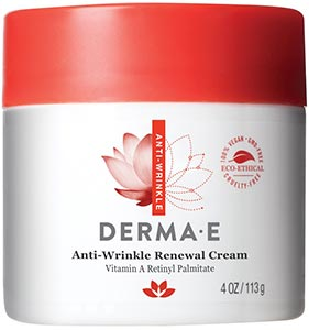 DermaE Natural Bodycare Anti Wrinkle Renewing Cream