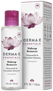 DermaE Natural Bodycare Makeup Remover w Chamomile Cucumber