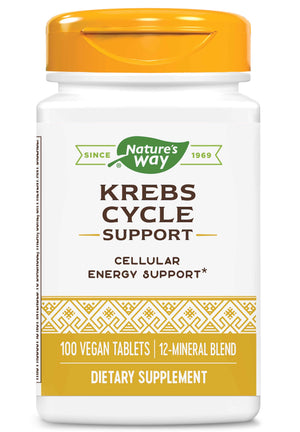 Nature's Way Krebs Cycle Support