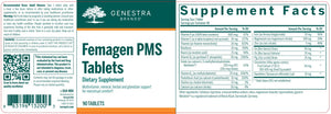 Genestra Brands Femagen PMS Tablets