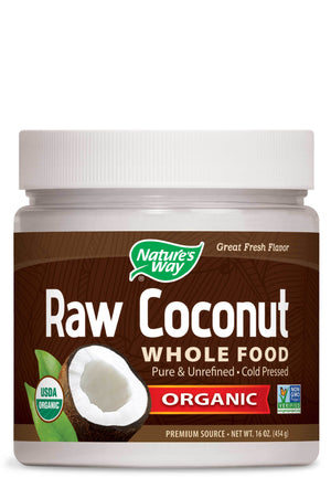 Nature's Way Raw Coconut