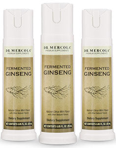Dr. Mercola Fermented Ginseng Spray