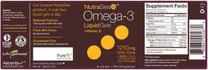 Nature's Way NutraSea +D Omega-3