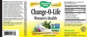 Nature's Way Change-O-Life®