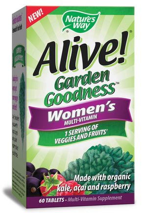 Nature's Way Alive!® Garden Goodness Women's Multi