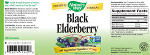 Nature's Way Black Elderberry