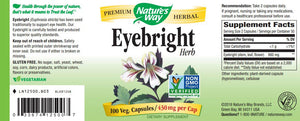Nature's Way Eyebright Herb