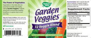 Nature's Way Garden Veggies