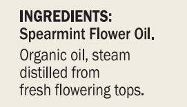 Dr. Mercola Spearmint Essential Oil Organic