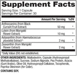 Dr. Mercola Eye Support Ingredients