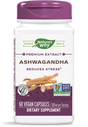 Supplement First Nature's Way Ashwagandha