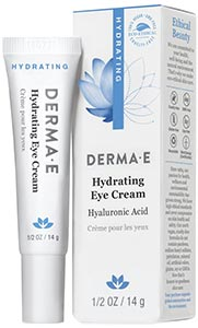 DermaE Natural Bodycare Hydrating Eye Crème