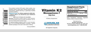 Douglas Laboratories Vitamin K2