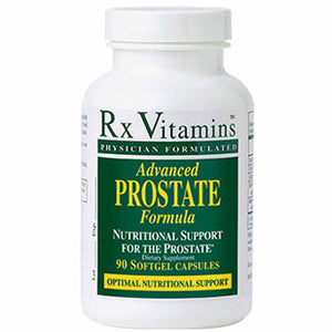 Rx Vitamins Advanced Prostate Formula
