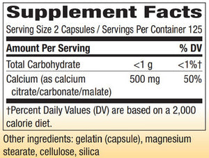 Nature's Way Calcium Citrate