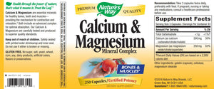 Nature's Way Calcium Magnesium