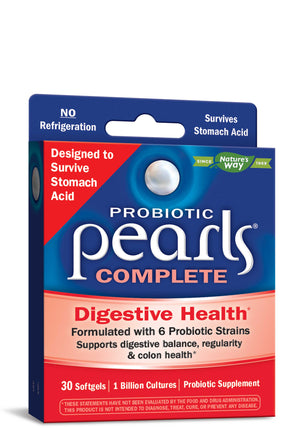 Nature's Way Probiotic Pearls Complete