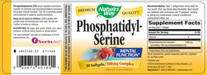 Nature's Way Phosphatidylserine