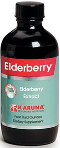 Karuna Health Elderberry Extract