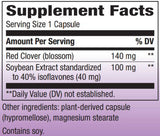Nature's Way Soy Isoflavone Premium Blend, 60 Vegan Capsules