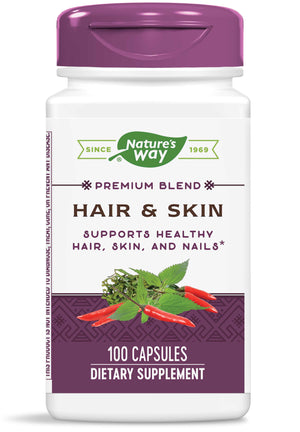 Nature's Way Hair & Skin
