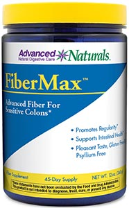 Advanced Naturals FiberMax Powder