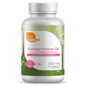 Advanced Nutrition By Zahler Evening Primrose Oil 1000 mg