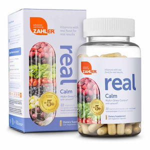 Advanced Nutrition By Zahler Real Calm Multi