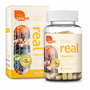 Advanced Nutrition By Zahler Real Digestion Multi
