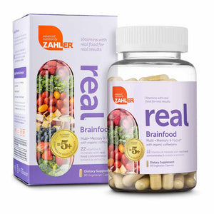Advanced Nutrition By Zahler Real Multi – Brainfood