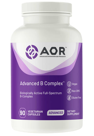 Advanced Orthomolecular Research Advanced B Complex™