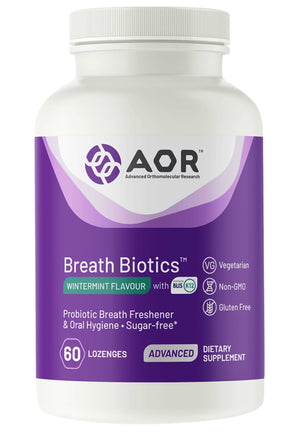 Advanced Orthomolecular Research Breath Biotics