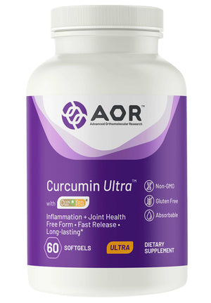 Advanced Orthomolecular Research Curcumin Ultra