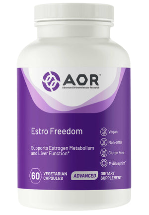 Advanced Orthomolecular Research Estro Freedom
