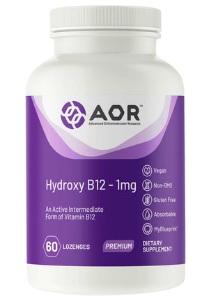 Advanced Orthomolecular Research Hydroxy B12