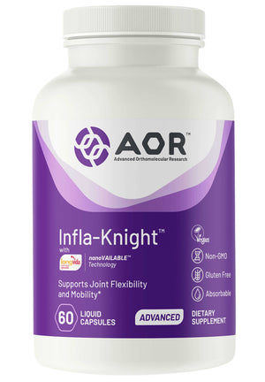 Advanced Orthomolecular Research Infla-Knight