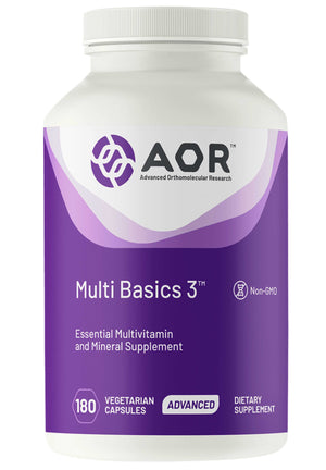 Advanced Orthomolecular Research Multi Basics 3
