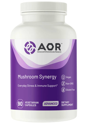 Advanced Orthomolecular Research Mushroom Synergy
