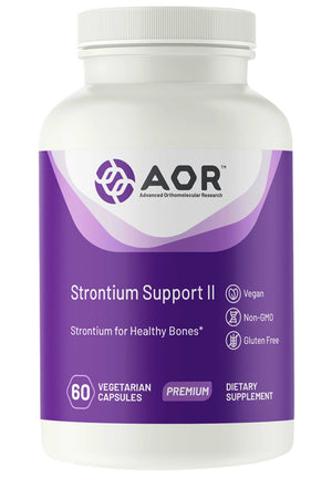 Advanced Orthomolecular Research Strontium Support II