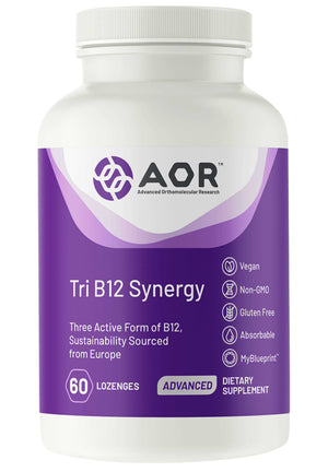 Advanced Orthomolecular Research Tri B12 Synergy