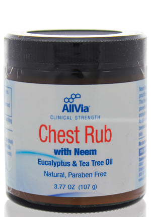 AllVia Chest Rub with Neem