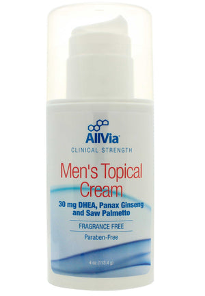 AllVia Men's Topical Cream