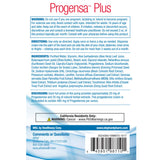 AllVia Progensa Plus Ingredients