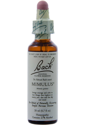 Bach Flower Remedies Mimulus